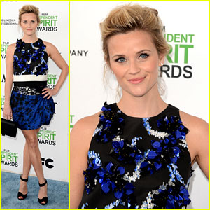 Reese Witherspoon - Independent Spirit Awards 2014