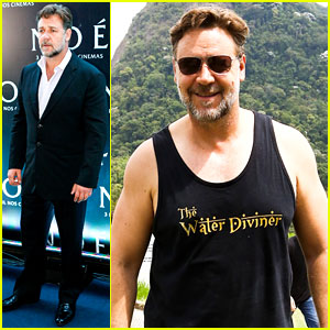 Russell Crowe Opens Up About His Meeting with Pope Francis!