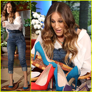 Sarah Jessica Parker: No Real Conversations Happening for 'Sex & the City 3'