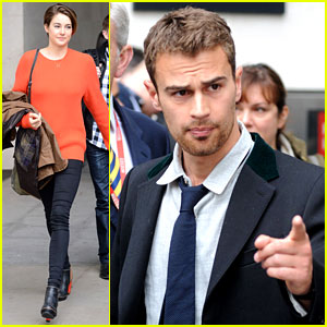 Is Theo James Hookup Taylor Swift