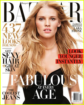 Supermodel Lara Stone Opens Up On Rehab in 'Harper's Bazaar'!
