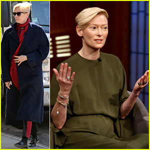 Tilda Swinton: Fame is Like Being Turned Into a Vampire