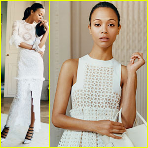 Zoe Saldana: 'I'm Not a Private Person, But I Am Discreet'