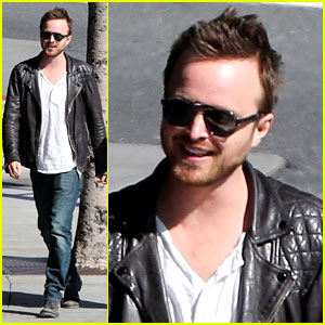 Aaron Paul's Movie 'Hellion' is Heading to Cannes This Year!