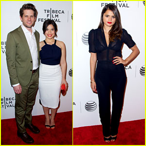 America Ferrera & Husband Ryan Piers Williams Bring Their New Movie to Tribeca!