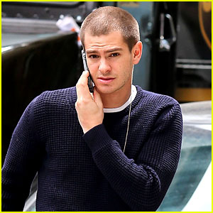 Andrew Garfield: 'Deeply Panicked' About Hosting 'SNL'!