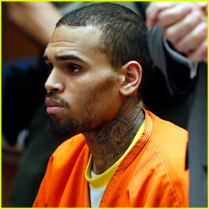 Chris Brown Can't Catch a Brea