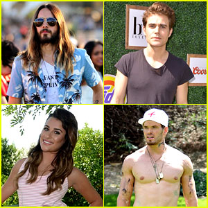 2014 Coachella Music Festival - Complete Celebrity Coverage!