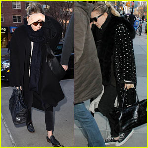 Elizabeth Olsen Copies Mary-Kate & Ashley's Style 'Like the Rest of the World'!