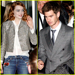 Emma Stone Dresses Down After 'Spider-Man 2' Berlin Premiere!