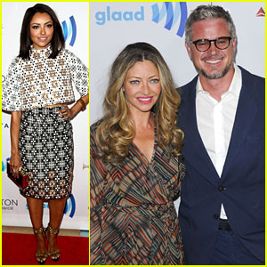 Eric Dane & Kat Graham Honor LGBT at GLAAD Media Awards