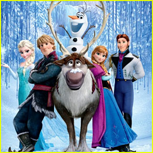 'Frozen' Still Hot on the Billboard 200 Chart, Holds Number 1 Spot for 12th Week!