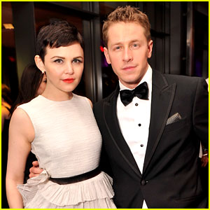 Once Upon a Time's Ginnifer Goodwin & Josh Dallas: Married!