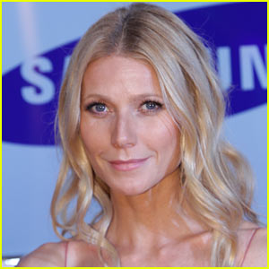 Gwyneth Paltrow Celebrates He