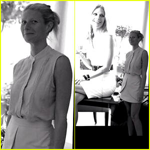 Gwyneth Paltrow Makes First Official Appearance Post-Chris Martin Split