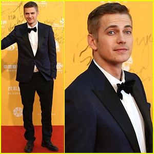 Hayden Christensen Looks Like a Million Bucks in His Tuxedo!