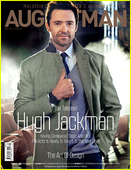 Hugh Jackman Trades the X-Men for 'August Man'