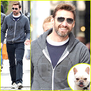 Hugh Jackman Can't Contain His Easter Joy!