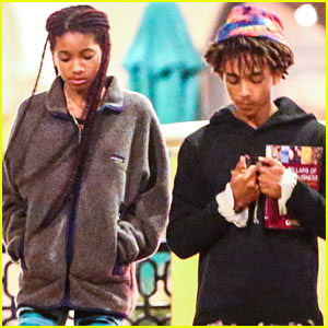 Jaden Smith Wants You to Make Yourself Happy