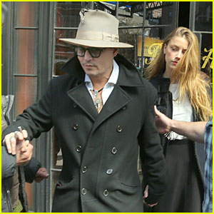 Johnny Depp is the Leading Man in Amber Heard's Life!