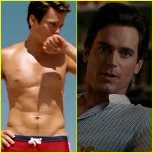 Matt Bomer & Jonathan Groff Show Off Their Acting Chops in Dramatic New 'Normal Heart' Trailer - Watch Now!