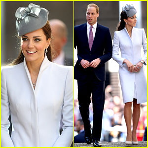Kate Middleton Definitely Wins Easter Sunday's Best Dressed!
