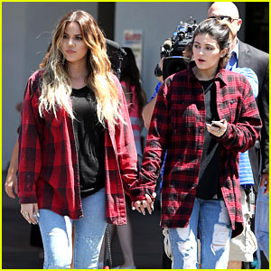 Khloe Kardashian & Kylie Jenner Basically Wore the Same Outfit