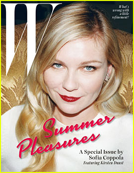 Kirsten Dunst Doesn't Mind Going Nude in Movies 'If It Feels Appropriate'