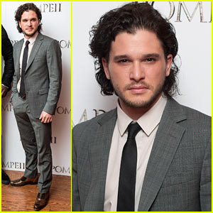 Kit Harington Suits Up After Last Night's Shocking 'Game of Thrones'!