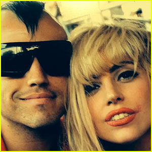 Lady Gaga: Cameo in Neon Trees' 'First Things First' Video!