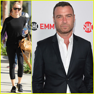 Liev Schreiber Reunites with 'Ray Donovan' Cast at Exclusive Screening!