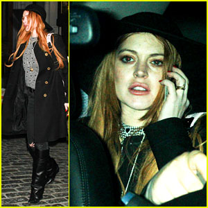 Lindsay Lohan & David Letterman Call Oprah - Watch Now!