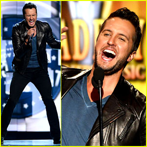 Luke Bryan Makes Us Want to 'Play It Again' at ACM Awards 2014! (Video)