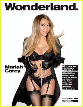 Mariah Carey Reveals Kids Moroccan & Monroe Are Featured On Her New Album!
