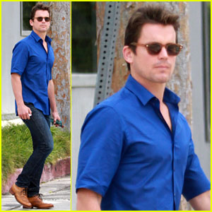 Matt Bomer Left His Family to Lose Weight for 'Normal Heart'
