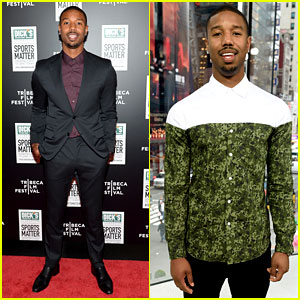 Michael B. Jordan is Amy Poehler's Favorite Black Person!