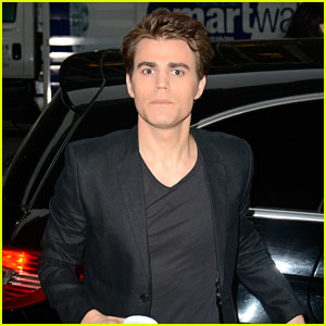 Paul Wesley Talks Directing His First 'Vampire Diaries' Episode