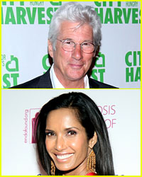 Richard Gere & Padma Lakshmi Secretly Dating: Report