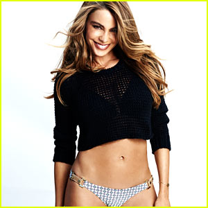 Sofia Vergara Flaunts Amazing Bikini Body & Rock Hard Abs for 'Women's Health'! (Exclusive Pic)