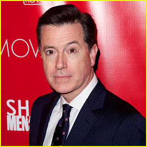 Comedy Central Wishes 'Incredibly Talented' Stephen Colbert the Best for His 'Late Show' Takeover!