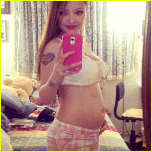 Tila Tequila: Pregnant with First Child, Reveals Bare Baby Bump!