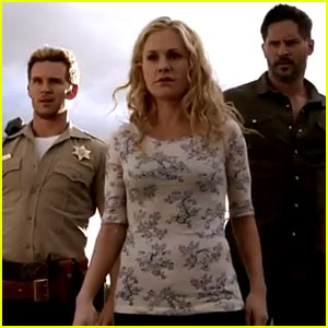 'True Blood' Season 7 First Footage Revealed - Watch Now!