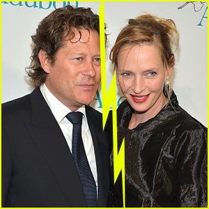 Uma Thurman & Arpad Busson Split, Call Off Engagement?