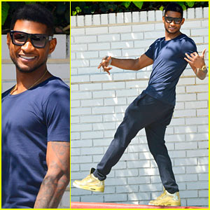 Usher Narrows Down 'The Voice' Live Show Performers to Just Three - Meet Team Usher!