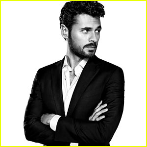Adan Canto Talks X-Men' Role with 'August Man Malaysia' Mag