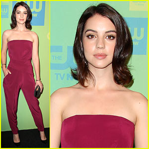 Adelaide Kane Dishes on Reign's Huge Shocker at CW Upfronts 2014