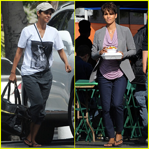 Halle Berry Unleashes Teaser Trailer for New Show 'Extant'!