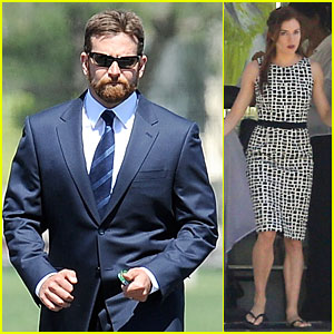Bradley Cooper Looks Seriously Jacked on 'American Sniper' Set!