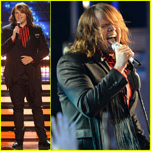 Caleb Johnson: 'American Idol' Finale Performances - WATCH NOW!