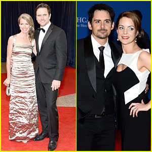 Charles Esten & Kimberly Williams-Paisley Bring a Little Piece of 'Nashville' to White House Correspondents' Dinner!